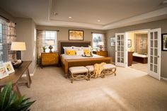 Luxurious Owner's Suite #Lancasternewhomes