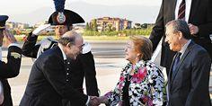 La Caja de Pandora: Papa Francisco transmitiría a Presidenta Bachelet ...