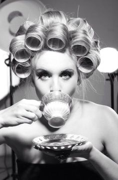yup- giant curlers