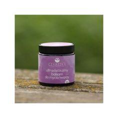 CZARSZKA, Ultradelikatny balsam do mycia twarzy – Baza Kosmetyków Naturalnych