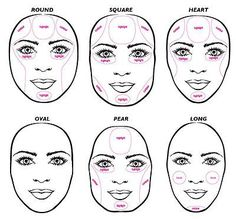 Contouring is great for making your face thinner. Use acream concealerthat is two shades darker than your skin tone. Use your finger to apply under the cheekbones. Add a small amount under the chin....