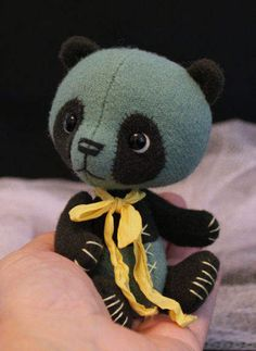 Adore (panda) by Tickled Pink Bears