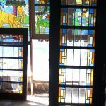 our works 3 – EraglassBali Doorway, Indoor Outdoor, Stained Glass, It Works, Entrance, Entryway, Stained Glass Windows, Stained Glass Panels, Leaded Glass