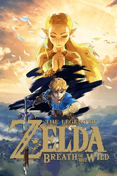 The Legend of Zelda : Breath of the Wild - Gold Logo | #BotW #NintendoSwitch #WiiU http://xboxpsp.com/ppost/570127634063655245/