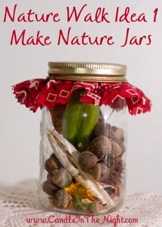 Nature Walk Ideas - Have you ever taken a nature walk with your children and then wondered what to do with all the STUFF you bring home? The solution? Find it here! Forest School Activities, Nature Activities, Summer Activities, Outdoor Activities, Science Nature, Outdoor School, Outdoor Classroom, Nature Table, Outdoor Learning
