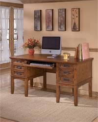 Ashley Furniture H319 Cross Island Storage Leg Desk Price: $549.00…