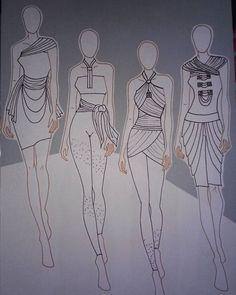 #pearls #crochet #mermaid #summer #stabilo #pen #designer #designing #design #fashiondesigner #fashiondesign #fashiondesigning #fashion #moda #mode #style #stylist #african
