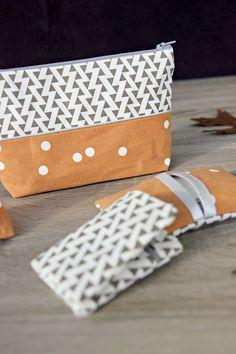 Couture-Panier de petits carrés à coudre Boîte-Moss Mini Polka Dot-MRS\265