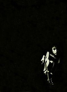 Bob in the shadows