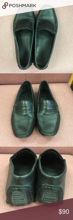 Super comfortable black Brooks Brothers loafers Soft black leather loafers. Brooks Brothers Shoes Flats & Loafers