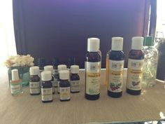 Essential oils and oil bases http://www.miysociety.com/projects/2014/2/20/coffee-cream-beauty