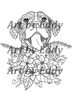 Art of Pibble Coloring Book Volume No. 1 Physical by ArtByEddy