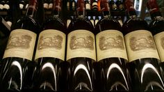 """A """"mythical"""" wine, one of the best in decades, composed of Cabernet Sauvignon and Merlot. Only a few bottles of Chateau Lafite Rothschild 2000 Pauillac are available at Flora. Cabernet Sauvignon, Wine And Spirits, Mykonos, Wines, Bottles, Flora, Products, Plants, Gadget"""