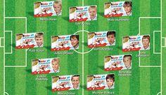 DFB Kinderschokolade