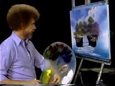 Bob Ross - Winter Hideaway (Season 8 Episode 7) - YouTube