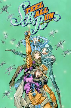 JoJo's Bizarre Adventure Part 7: Steel Ball Run - vol 94 ch 52 Page 1 | Batoto!