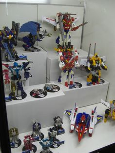 G1 Cybertrons and Destrons (Victory)
