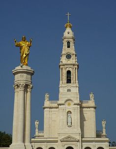Mother Mary appeared to three shepherd children at Fatima in To the present day pilgrims experience healing and restoration here. Visit Portugal, Spain And Portugal, Algarve, Fatima Portugal, Ignatius Of Antioch, Religion, Cathedral Church, The Beautiful Country, Place Of Worship