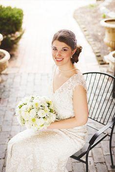the bride - Rachael Schirano Photography - Contemporary Arts Center Wedding