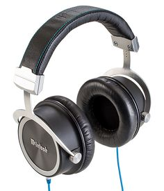 McIntosh MHP1000 Headphones - The new MHP1000 headphones from McIntosh pack the same premium quality audio elements as well as luxurious leather earpads and headband plus they work with all of McIntosh's headphone amplifiers.