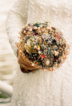 Verkauf Braut Brosche Bouquet Schmetterling Hochzeit