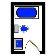 Visual Guide To 15 Bathroom Floor Plans