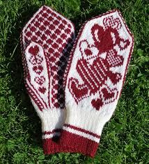 E-post – Åsa Samuelsson – Outlook Knitted Mittens Pattern, Knit Mittens, Knitted Gloves, Knitting Socks, Baby Knitting, Knitting Charts, Knitting Patterns, Crochet Patterns, Knit Or Crochet