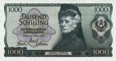 Schilling banknotes of the Oesterreichische Nationalbank – Austria … - Spielzeug Saving For Retirement, Do You Remember, Childhood Memories, Coins, History, Retro, Ebay, Vienna, Vintage