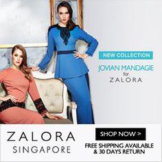 ZALORA SINGAPORE - JOVIAN MANDAGE