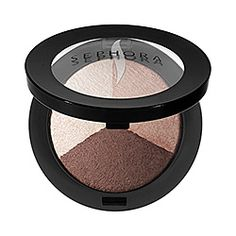 Sephora Microsmooth Eyeshadow Trio. Color - 01 Natural Light