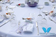 Plan your perfect wedding in Greece and let us organize your dream event! We are full-time wedding planners in Greece, Santorini, Mykonos, Athenian Riviera. Santorini Greece, Athens Greece, Mykonos, Santorini Wedding, Greece Wedding, Wedding Reception Decorations, Wedding Table, Table Decorations, Civil Wedding