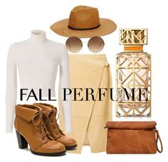 """fall perfume"" by couturetycoon on Polyvore featuring beauty, Witchery, A.L.C., Tory Burch and Victoria Beckham"