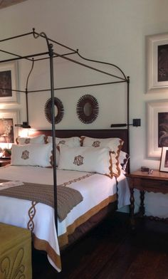 Driscoll Design Group | Look at My Leontine | Leontine Linens