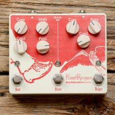 Earthquaker Devices Hoof Reaper USED