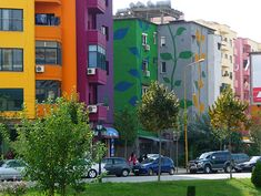 Painting the Town: Part 2 - Buildings | International Making Cities Livable