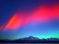 noorderlicht  i wonder if this says red aurora