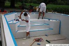 pool selber bauen beton google suche pool pinterest pool selber bauen selber bauen und. Black Bedroom Furniture Sets. Home Design Ideas