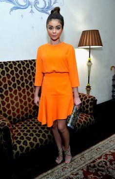 Sarah Hyland - Stars at the W Magazine Celebration in LA