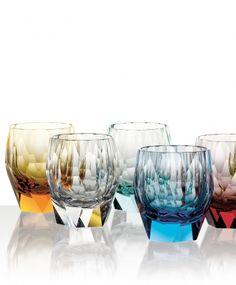 Moser, Drinking set Kubismus 29820, 2009, Plesl Rony, Czech Republic.