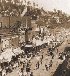 Deadwood History | Deadwood Beginnings