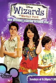 Wizards of Waverly Place my fav