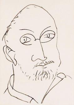 Henri Matisse - Self Portrait