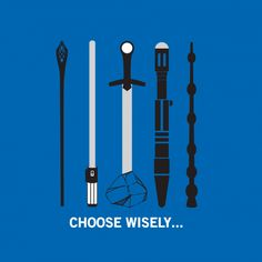 If the wand wasn't the elder's wand, I would go for it. The sonic screwdriver is good for opening doors, but doesn't do wood. Excalibur just chops stuff and kills dead people. Light saber kills. The staff only seems to work sometimes.. idk. I want them all.