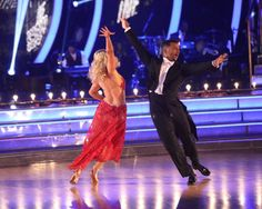 Whitney & Alfonso  -  Dancing With the Stars  -  Trio night  -  Season 19  -  week 9  quarter-finals  -  fall 2014