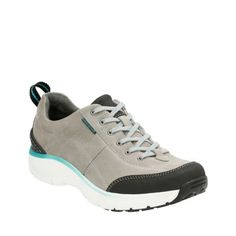 Wave.Trek Grey Nubuck womens-active
