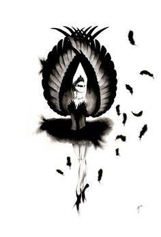 Black Swan, tattoo awesome