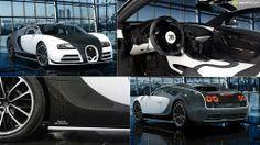 Maxabout: Mansory Bugatti Veyron Vivere