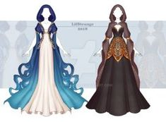[Close] Adoptable Outfit Auction by LifStrange on DeviantArt Anime Outfits, Dress Outfits, Cool Outfits, Dress Drawing, Drawing Clothes, Fashion Design Drawings, Fashion Sketches, Drawing Fashion, Hyanna Natsu