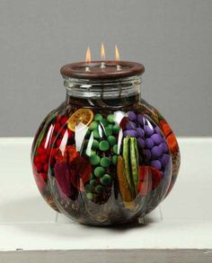 Harvest Colors Lifetime Candles Featured At Gift