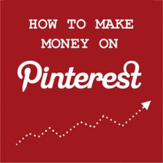 Pinterest is now one of the big shots and if you call yourself a savvy marketer you don't want to miss the opportunity to make some extra bucks...